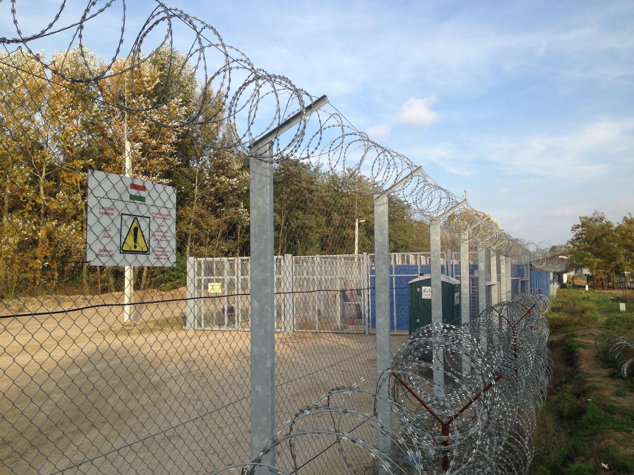 Hungary Asks EU To Help Pay For Border Fence