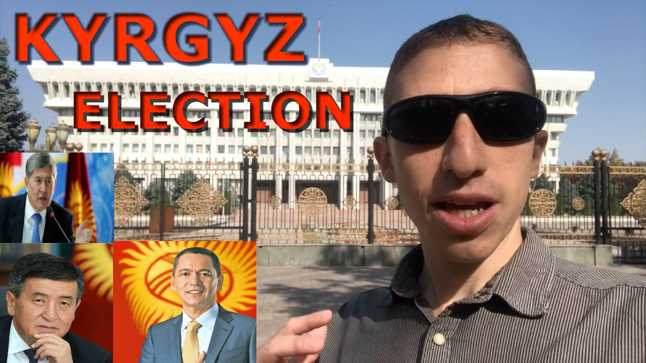 Election Day In Kyrgyzstan