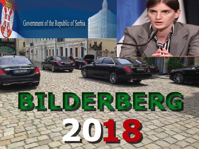 Serbian Prime Minister Says Bilderberg 2018 Is In Turin, Italy
