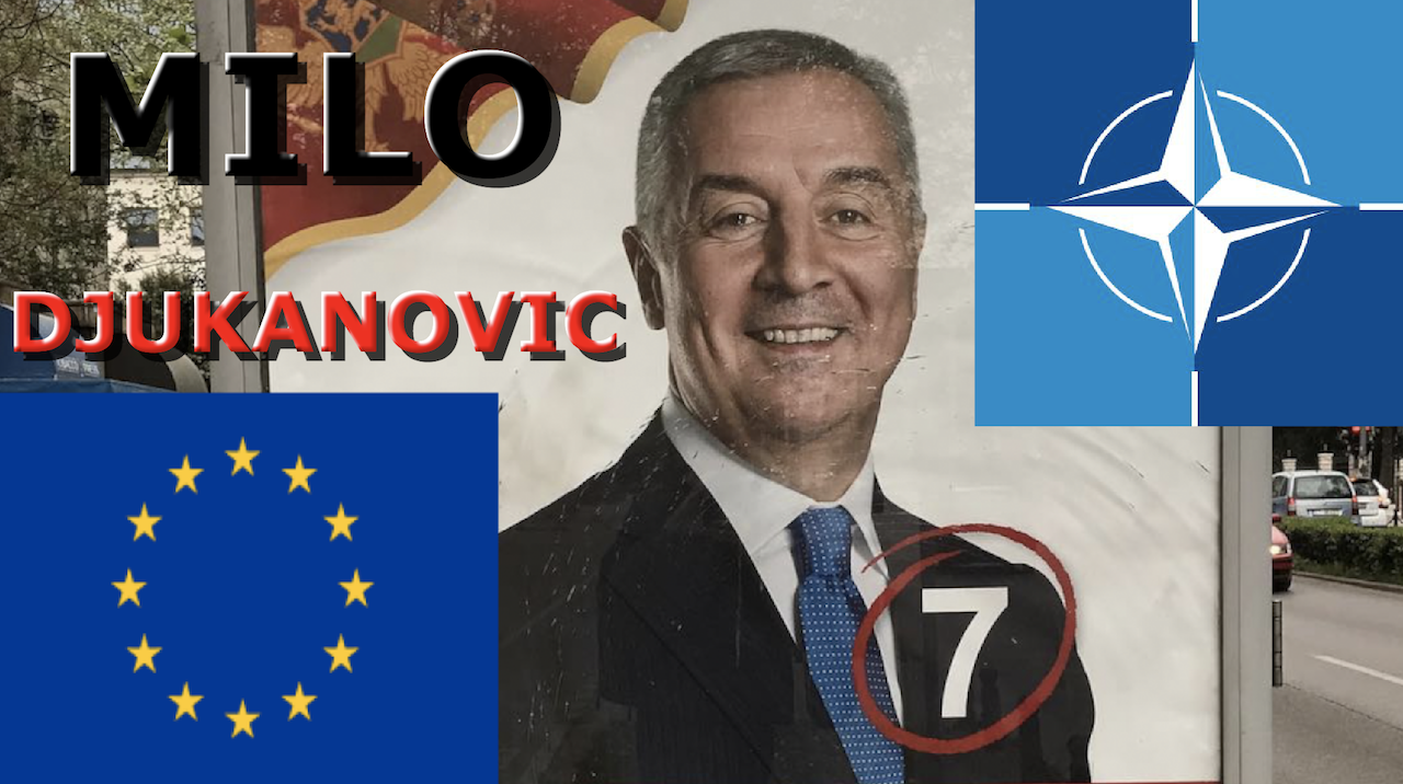 Now-NATO Montenegro Set To Elect Same Old Leader As President