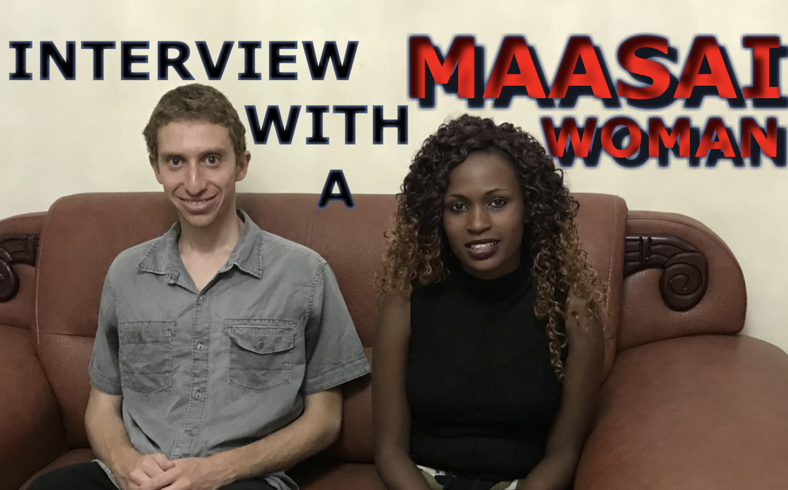 FreeManCast: Urbanization Of Maasai In Kenya