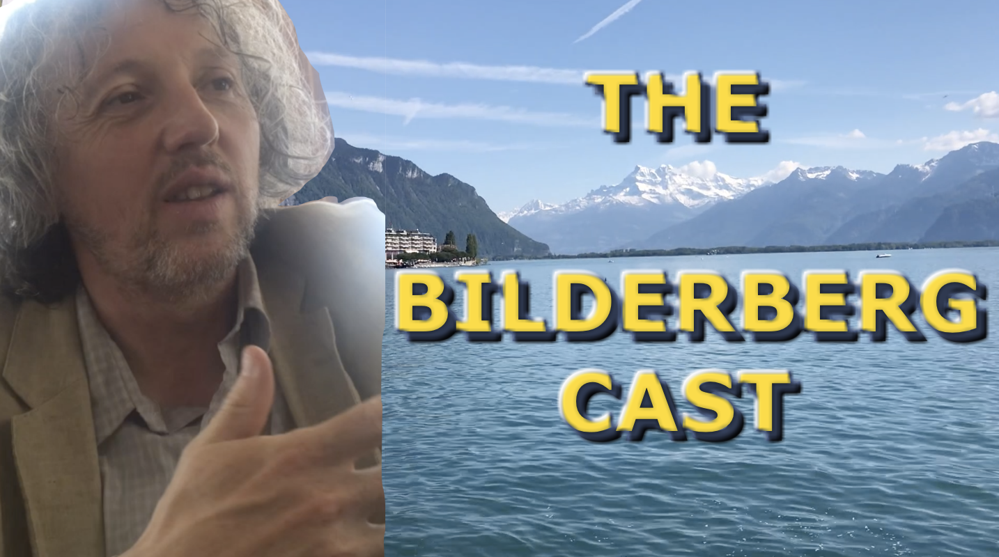 What's The Problem With Bilderberg? FreeManCast With Charlie Skelton