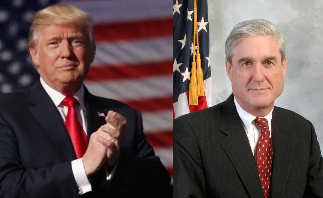 U.S. Appoints Special Prosecutor In Trump-Russia Case