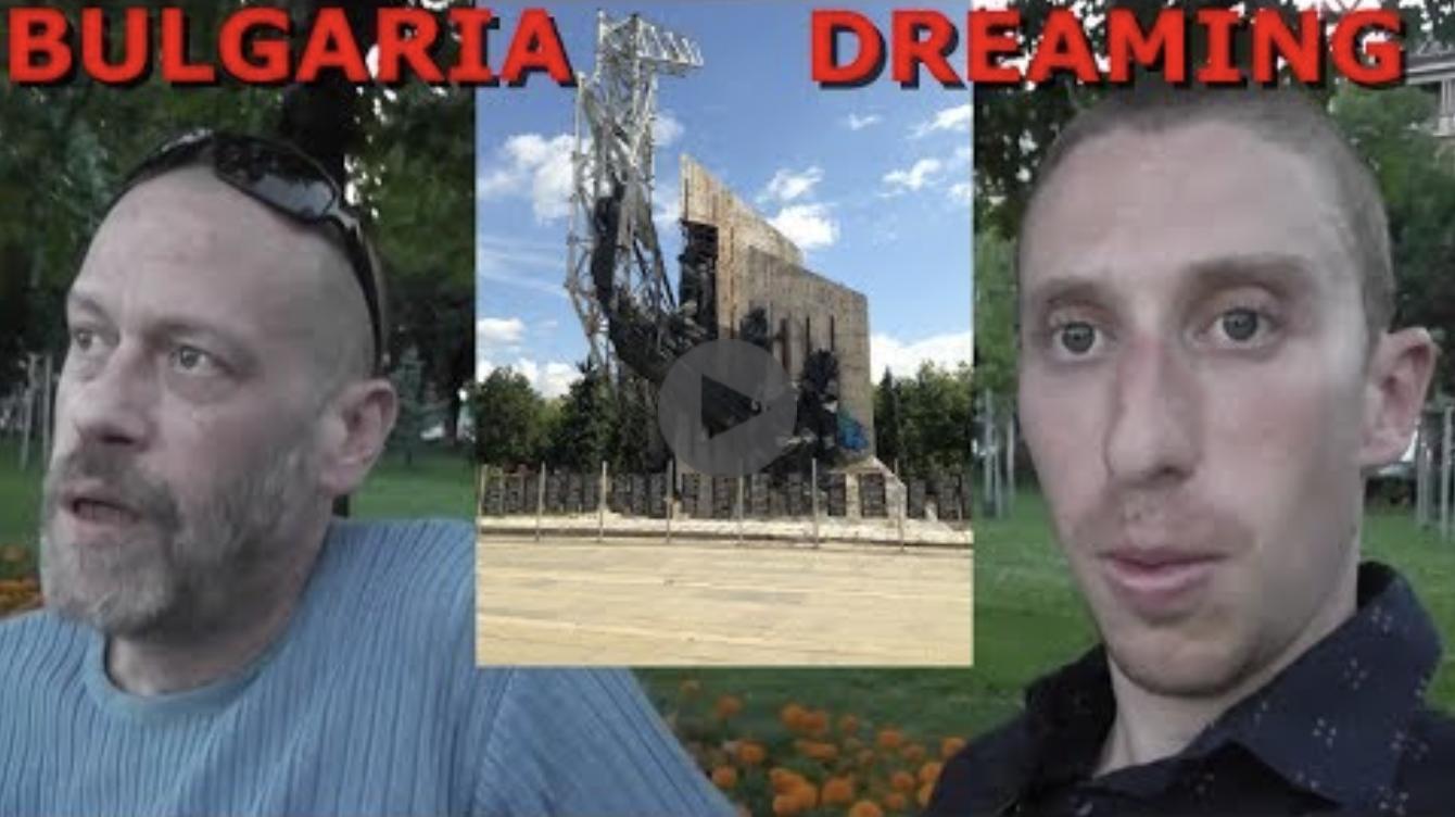 FreeManCast: Monuments And Milestones In Bulgaria