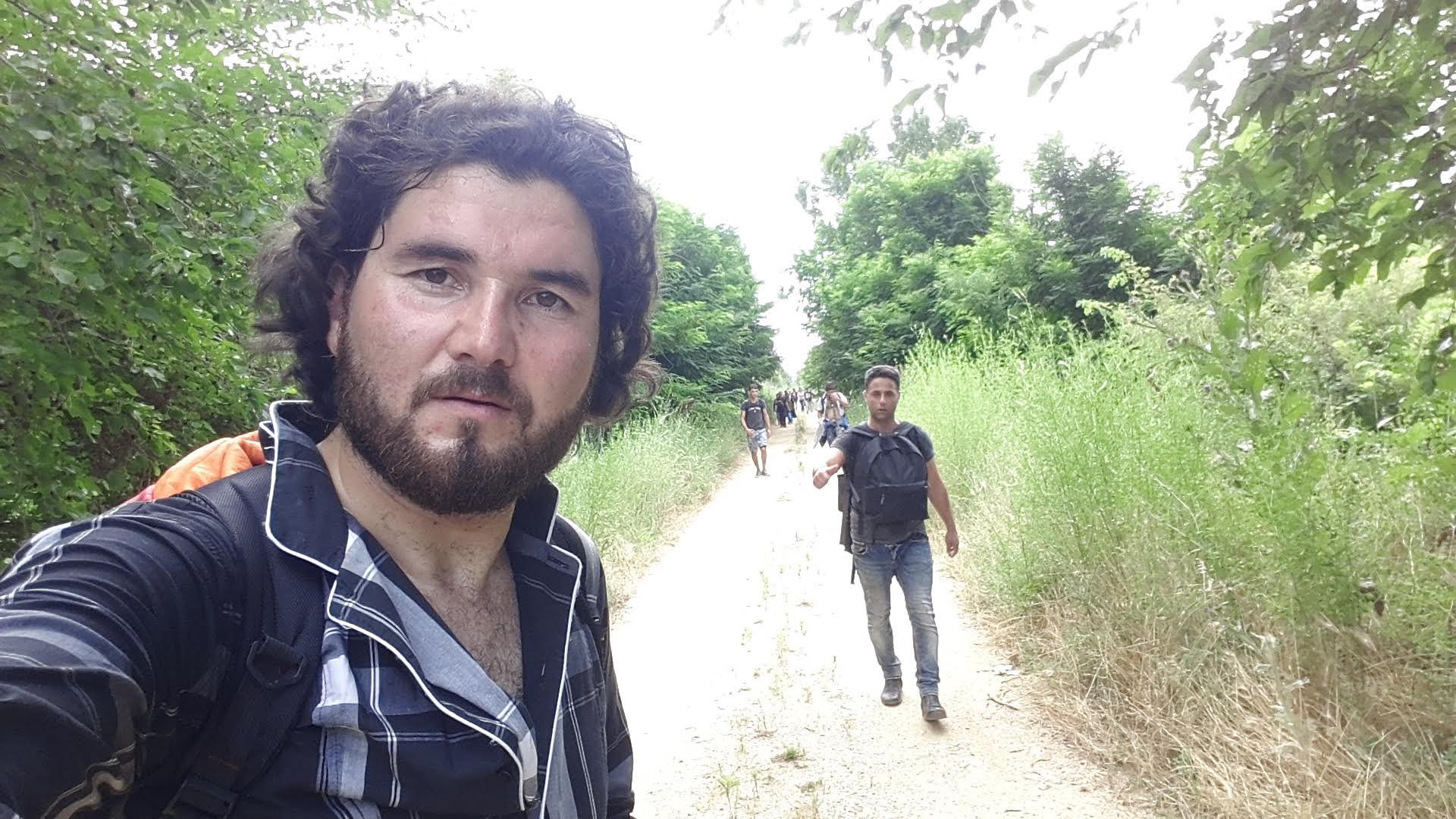 Journalist Saboor Nadem: Why I Fled Afghanistan